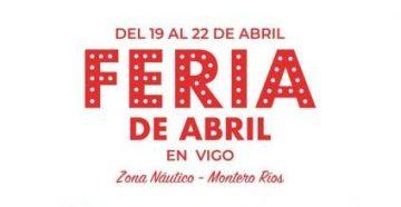 Feria de Abril en Vigo 2018