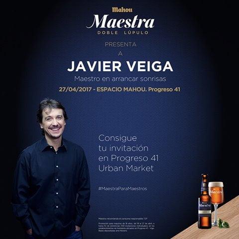 Javier Veiga: Tonto el que lo lea