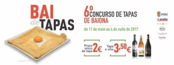 Bai de Tapas 2017 – De tapas por Baiona