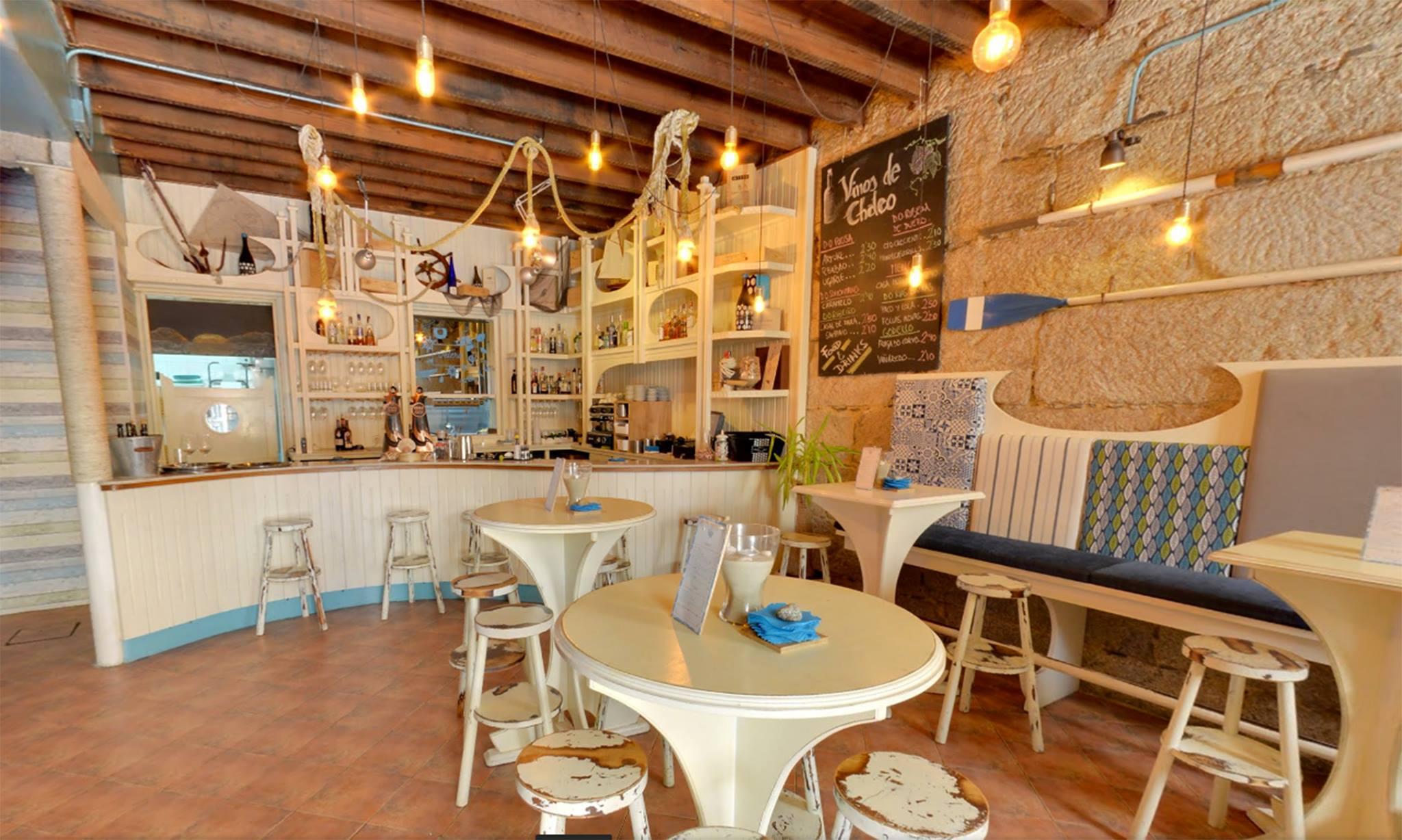 Restaurante El Velero en Vigo