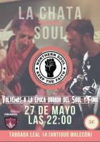 Ven a disfrutar la mejor música de Vigo con la Chata Soul
