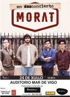 Morat en Vigo – Tour en DesConcierto