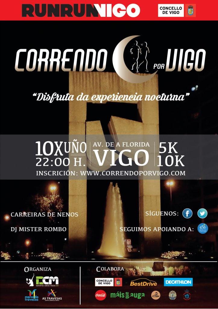 Nocturna Correndo por Vigo 2017