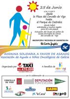 Andaina Solidaria a favor de ASANOG
