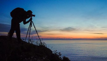 2º Maratón Fotográfico Starlight Islas Cíes.