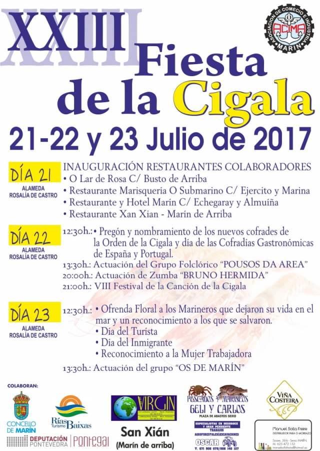 Fiesta de la Cigala 2017