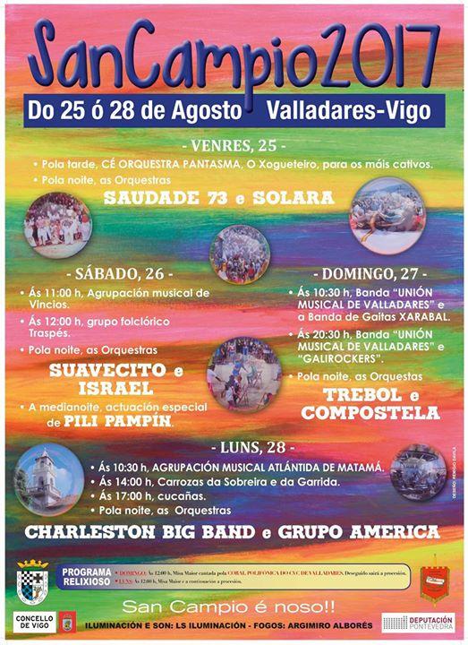 Fiestas de San Campio 2017