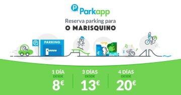 Parkapp con O'MARISQUIÑO XVII