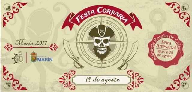 Fiesta Corsaria 2017