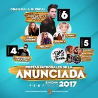Fiesta de la Anunciada 2017 | Baiona