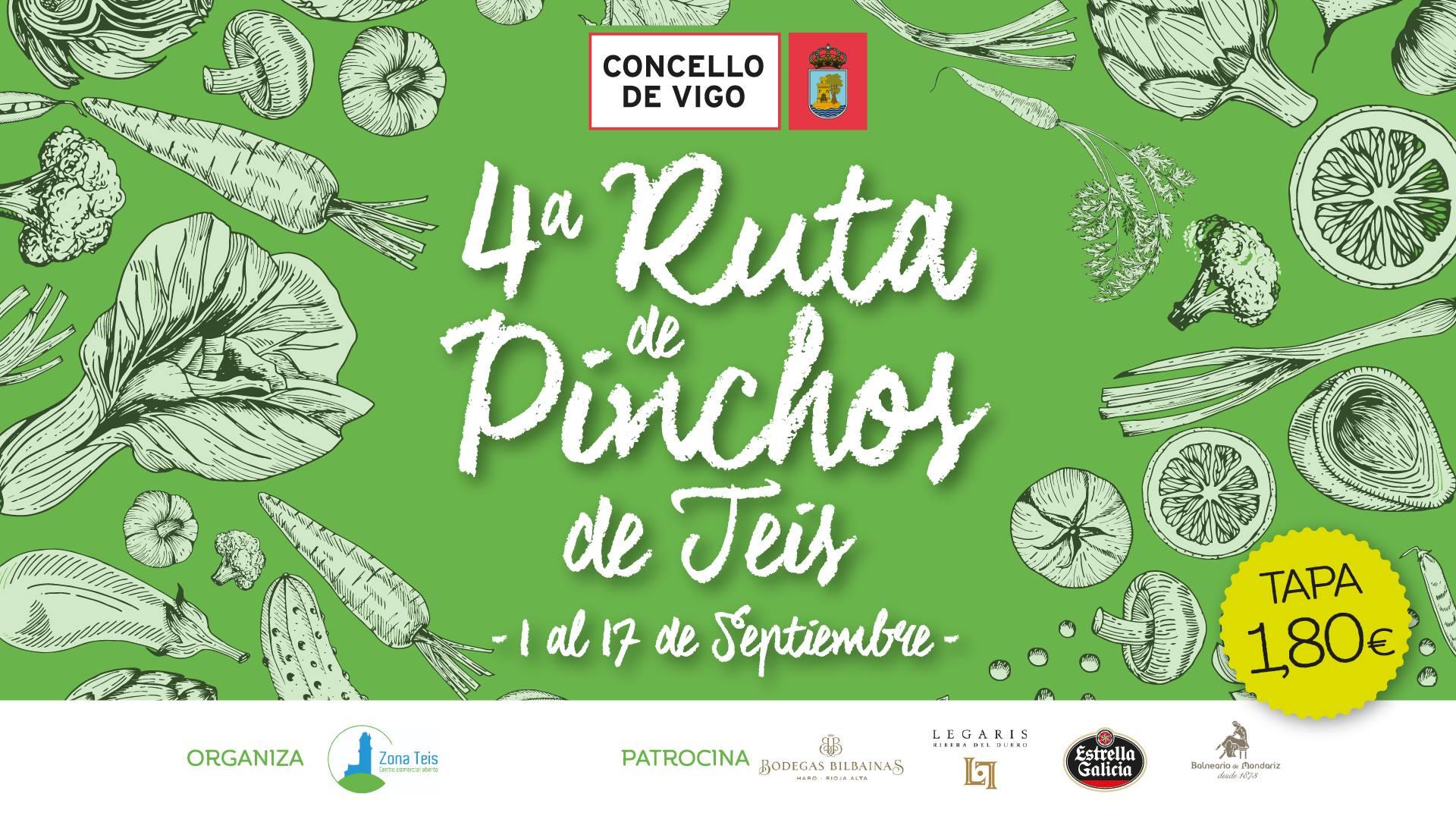 De Pinchos por Teis 2017 | Vigo