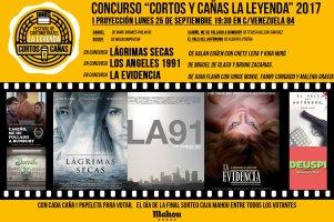 Cortos y Cañas La Leyenda | Otoño | 2017