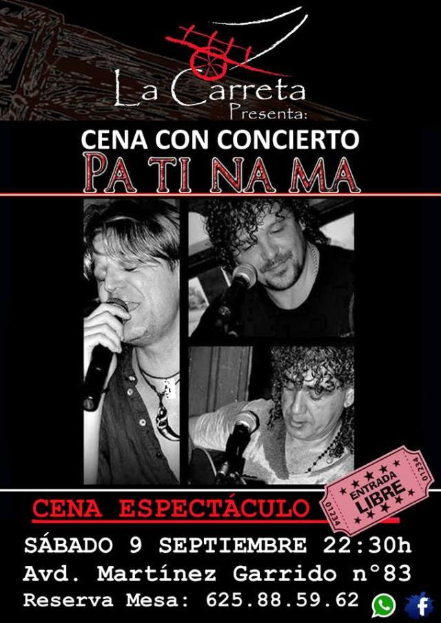 Concierto de Pa Ti Na Ma
