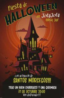 JotaJota Fiesta de Halloween