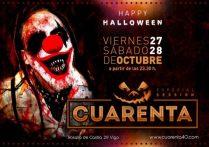 Los Cuarenta Halloween