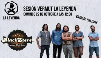 Sesión Vermú con Black Stereo