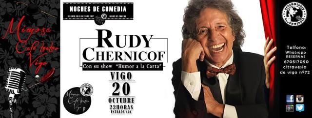 Rudy Chernicof
