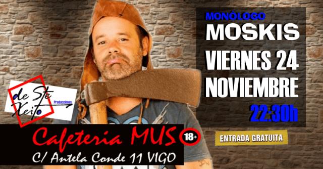 Humorista Moskis