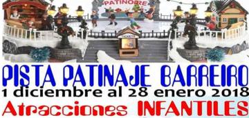 Pista de Patinaje sobre Hielo 2017 | Lavadores | Vigo