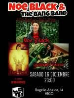 Concierto de Noe Black & The Bang Band