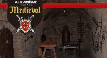 Alkatraz Medieval | Eskapark Vigo