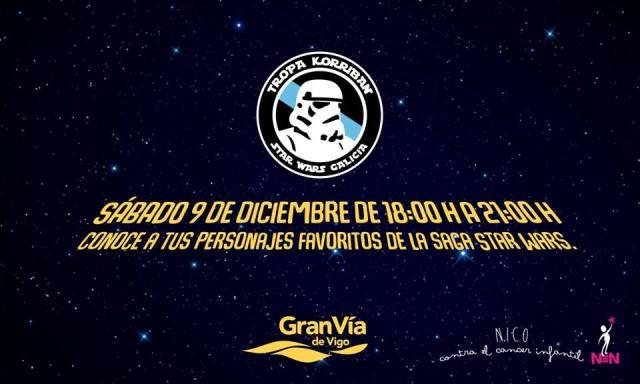Star Wars en Vigo