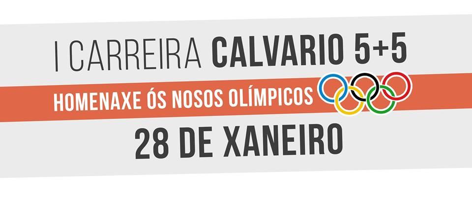 Carrera popular Calvario 5+5