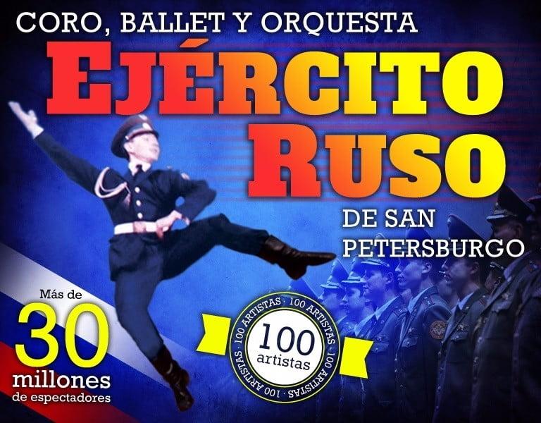 Ejército Ruso de San Petesburgo | Mar de Vigo