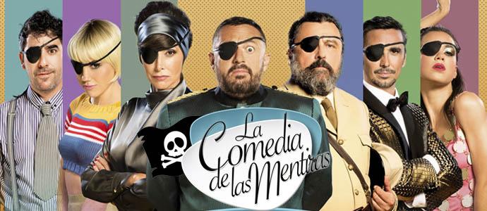 La Comedia de las Mentiras   Teatro   Mar de Vigo