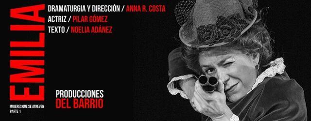 Emilia Teatro del Barrio mujeres