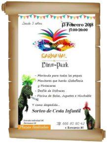 Dino Park Carnaval