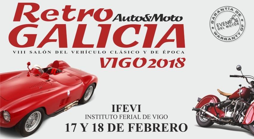 Retro Auto&Moto Galicia 2018 | Vigo