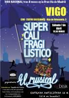 SuperCalifragilistico, El Musical
