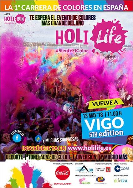 Holi Life 2018