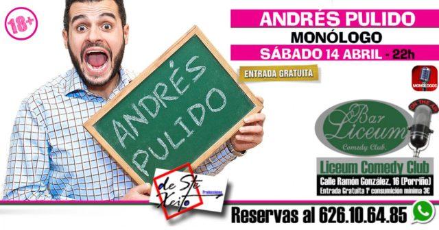 Andrés Pulido