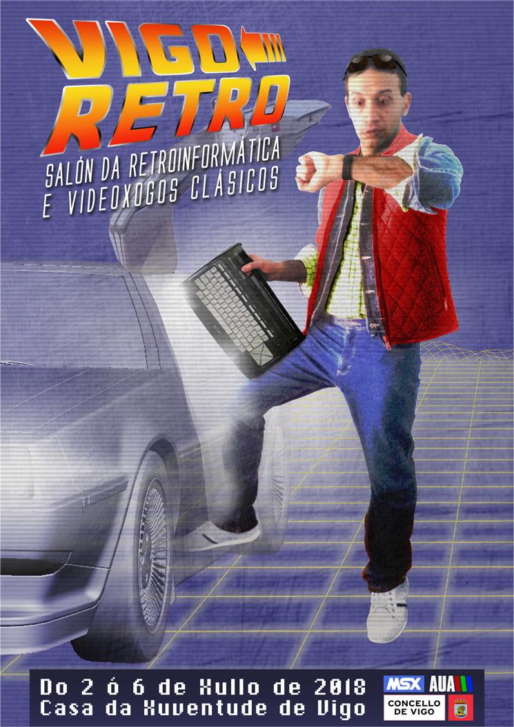 Vigo Retro, retroinformática y videojuegos clásicos