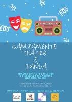 Campamento verano teatro-danza