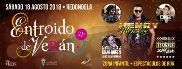 Carnaval de Verano 2018 de Redondela