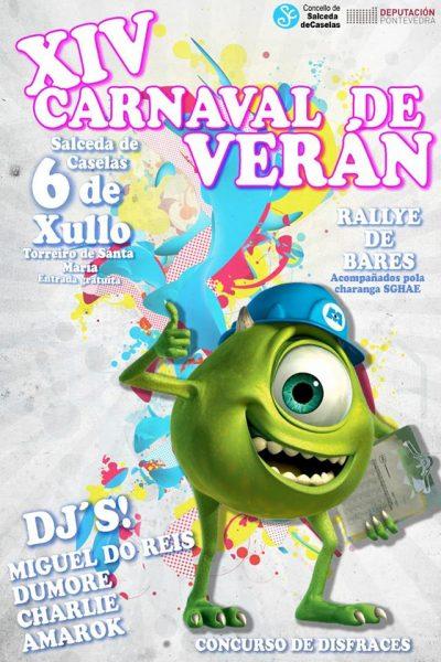 carnaval de verano 2018