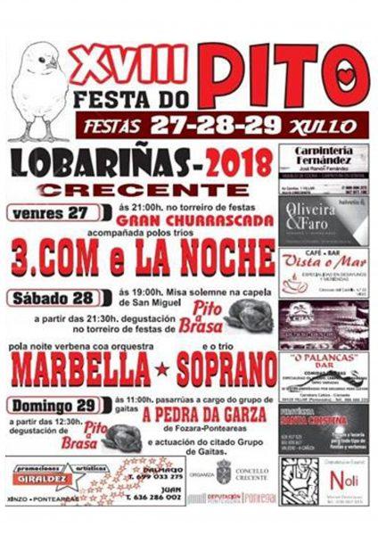 Fiesta del Pollo Asado 2018