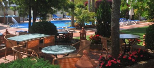 Hotel Bosque Mar
