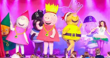 Peppa Pig y Ben y Holly | Vigo en Festas 2018