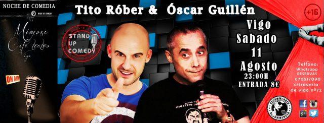 Tito Rober & Óscar Guillen