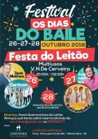 """Festival """"Os días do Baile"""", Fiesta del lecho"""