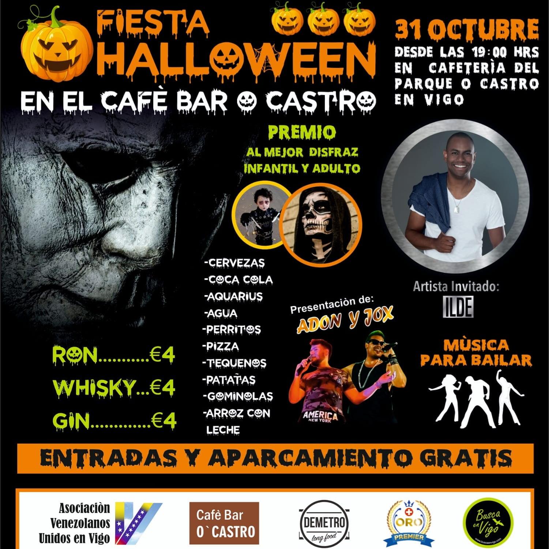 Halloween familiar en Vigo   O Castro