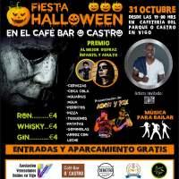 Halloween familiar en Vigo | O Castro