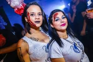 Fiestas Nocturnas de Halloween 2018