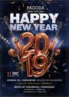 HAPPY NEW YEAR PAGODA.