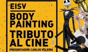 EISV Body Painting Tributo al Cine