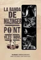 Concierto de la banda de mazinger